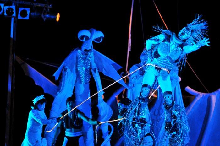 Peste 10.000 de oameni la deschiderea Festivalului Internaţional de Teatru de la Sibiu