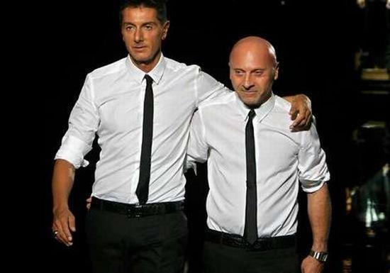 Dolce&Gabbana, la închisoare. Domenico Dolce şi Stefano Gabbana au fost condamnaţi pentru evaziune fiscală
