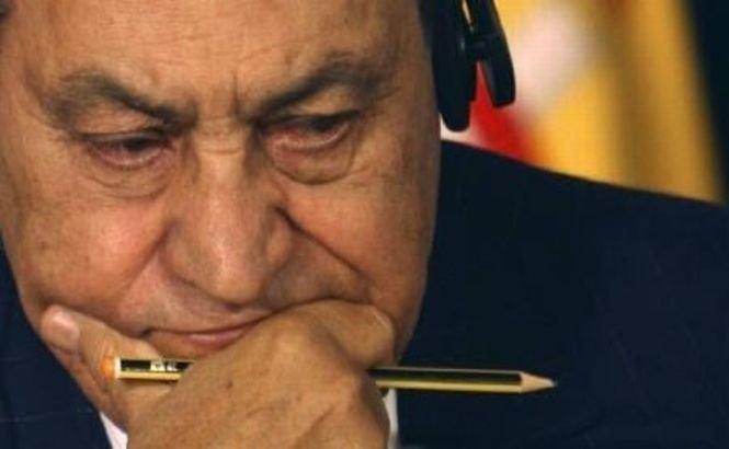 """Hosni Mubarak: """"Nimeni nu m-a forţat să cedez puterea. A fost decizia mea, pentru a salva vieţile oamenilor"""""""