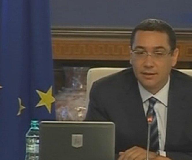 Ponta aşteaptă de la minister şi Colegiul Medicilor soluţii posibile pentru problemele medicilor