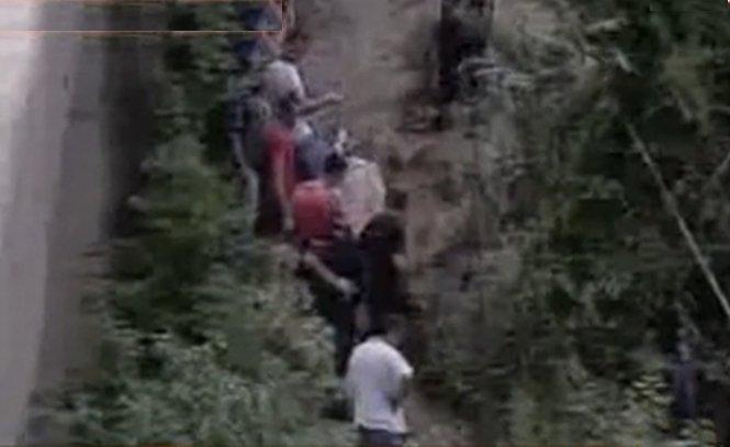 Doi dintre românii grav răniţi în accidentul din Muntenegru nu au putut fi identificaţi