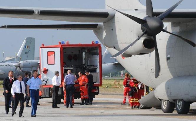 Ministrul Apărării: Identificarea victimelor, continuată cu ajutorul a doi medici legişti din Muntenegru