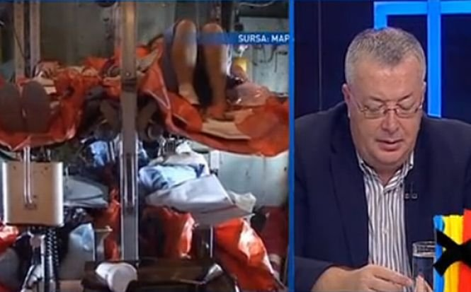 Bogdan Chirieac: Poate că domnul Băsescu nu a fost impresionat de accidentul din Muntenegru