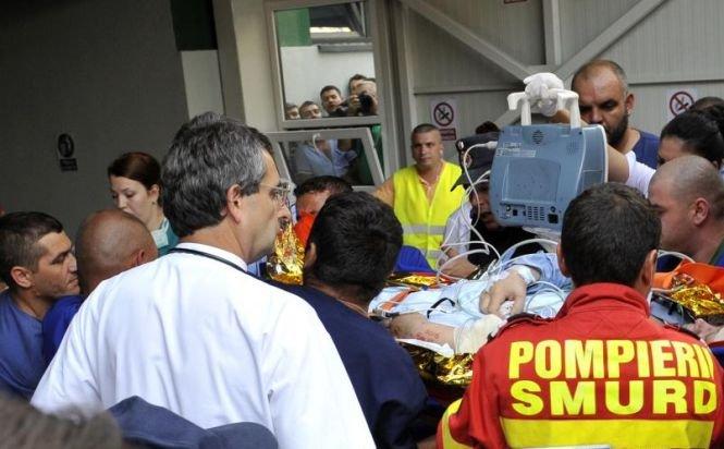 Persoanele rănite în accidentul din Muntenegru, interogate de poliţişti în spitalele în care sunt internate