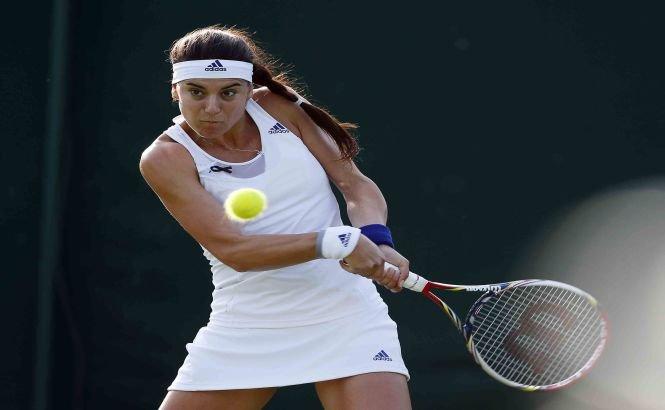 Sorana Cârstea, eliminată în turul doi la Wimbledon. Horia Tecău merge mai departe la dublu