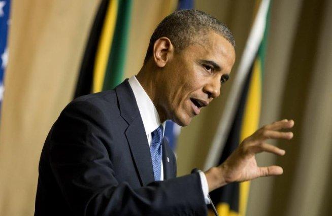 Obama, despre Mandela: Curajul său moral a fost o sursă de inspiraţie personală