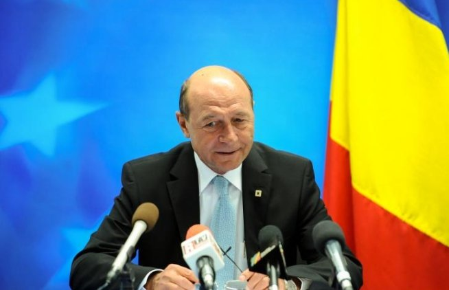 Reacţia lui Traian Băsescu, după gafa legată de Ziua Imnului