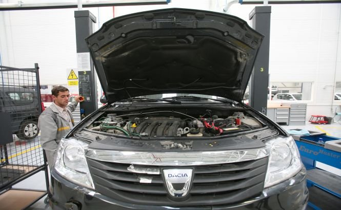 Dacia a înregistrat cea mai mare creştere a vânzărilor pe piaţa franceză în primele şase luni din acest an