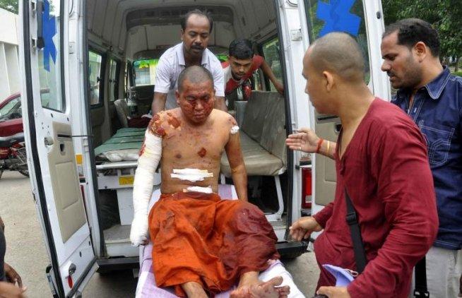Explozii la unul dintre principalele locuri sfinte ale budiştilor din India