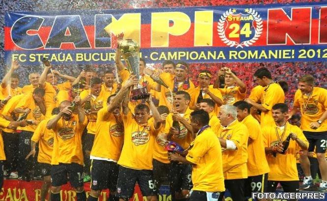 A fost stabilit ţintarul Ligii I, sezonul 2013/14: Derbyul Dinamo - Steaua, în etapa a patra