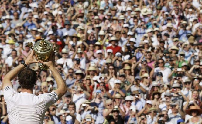 După 77 de ani, Marea Britanie are un campion la Wimbledon: Andy Murray l-a învins pe Novak Djokovic în finala de la Londra