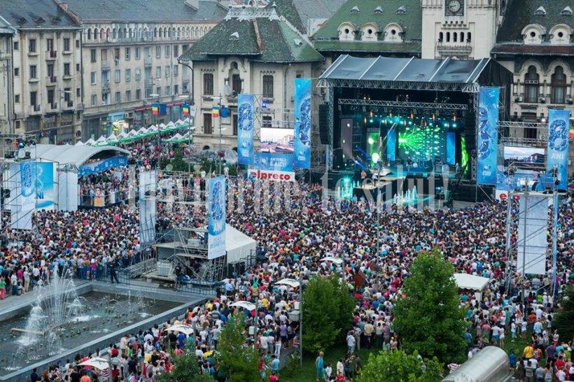 ANTENA 3 este AICI şi pretutindeni! Peste 50.000 de oameni s-au bucurat, la Craiova, de un SPECTACOL IMPRESIONANT!