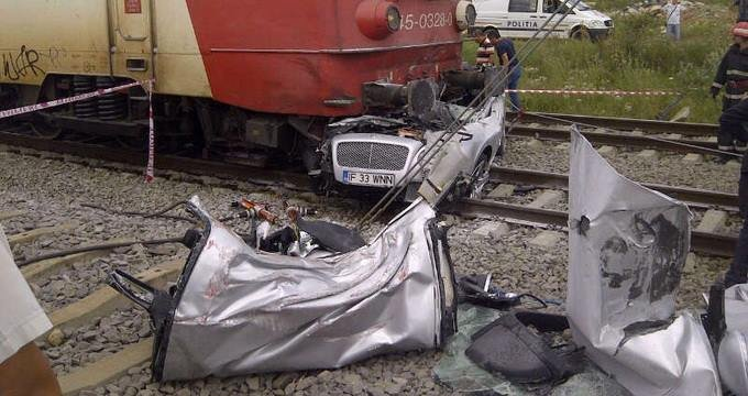 Un apropiat al lui Becali, patronul FC Ştefăneşti, ucis de tren. Apropiaţii nu exclud varianta sinuciderii