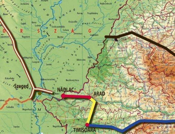 Contractul pentru construcţia autostrăzii Nădlac-Arad a fost reziliat. Decizia CNADNR, după falimentul Alpine Bau