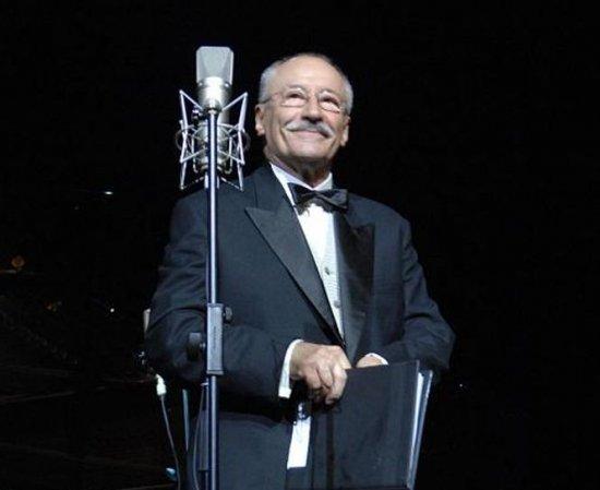 Premieră la Festivalul Enescu: Actorul Victor Rebengiuc, în cea mai pasională poveste muzicală de dragoste