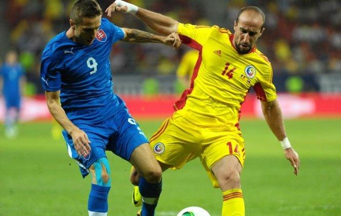 Egal chinuit pentru România, 1 - 1 cu Slovacia