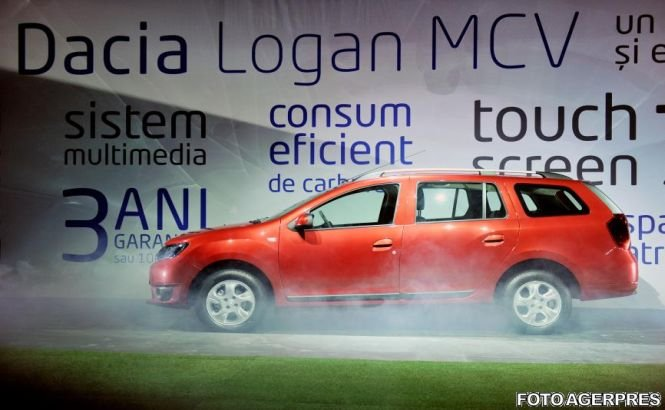 Financial Times: Dacia conduce asaltul maşinilor de pe pieţele emergente în Europa