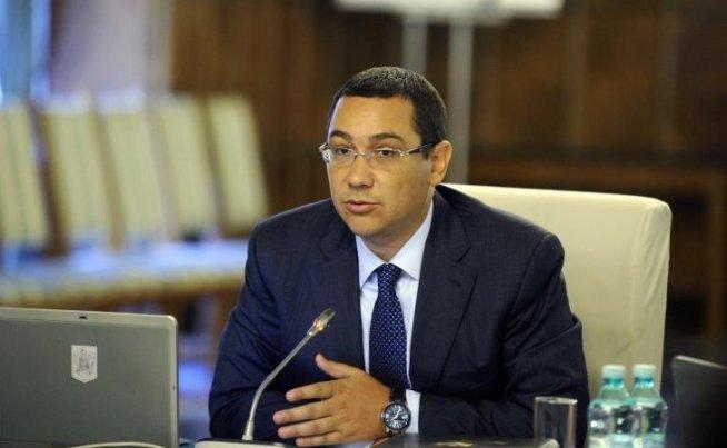 """Ponta aşteaptă din partea PNL o persoană cu """"experienţă politică, imagine foarte bună şi experienţă"""""""
