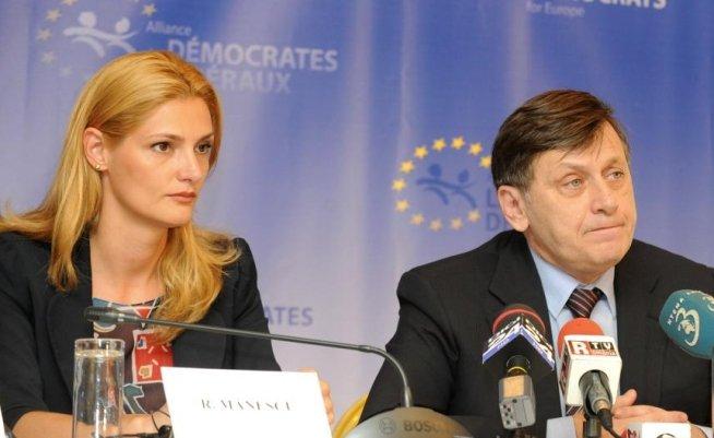 Antonescu, întrebat dacă Ramona Mănescu ar putea fi propusă la Transporturi: Sunt şanse