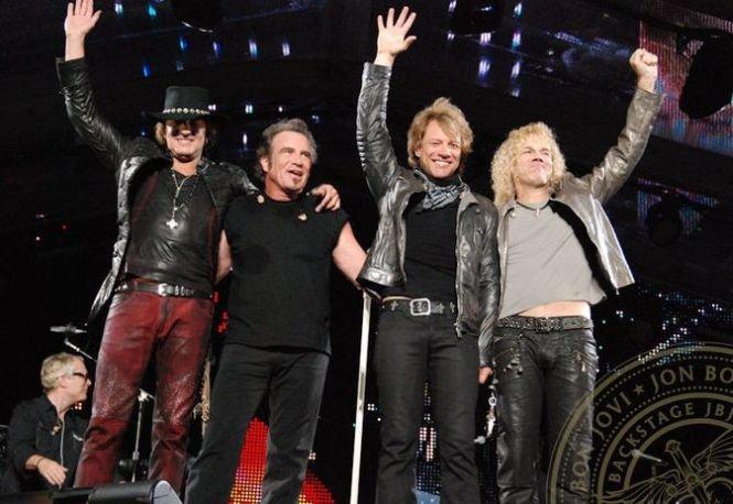 Veste tristă pentru fanii trupei Bon Jovi. Ce a decis formaţia
