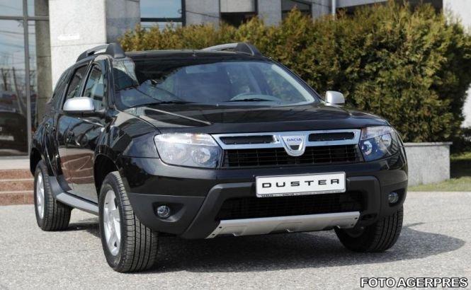 Dacia va prezenta noul Duster la cea de-a 65-a ediţie a Salonului Auto de la Frankfurt
