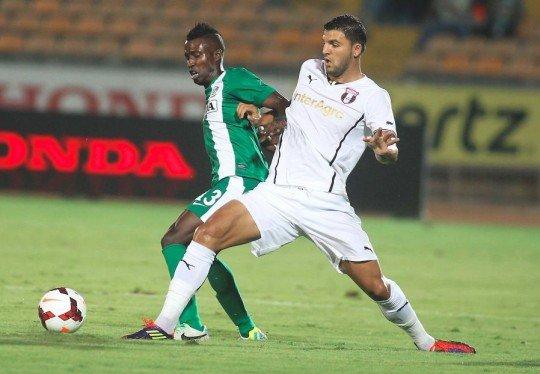 Astra Giurgiu a fost eliminată în playoff-ul Europa League, după 1-1 cu Maccabi Haifa