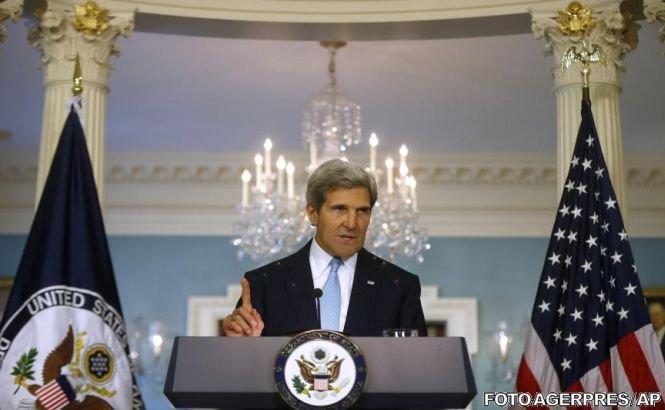 Secretarul de Stat american: Regimul sirian a folosit arme chimice