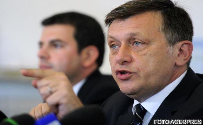 Antonescu: Vosganian va răspunde tuturor acuzaţiilor, categoric se consideră nevinovat
