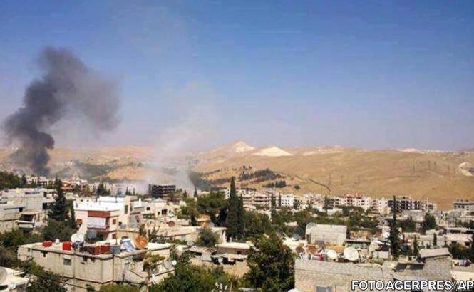"""China se declară """"foarte îngrijorată"""" de eventualitatea unor atacuri în Siria"""