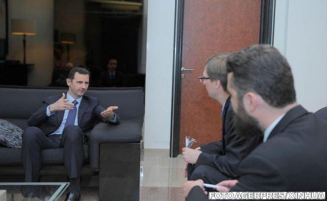 Franţa: Atacul chimic din Siria a fost condus de forţele lui Bashar al-Assad