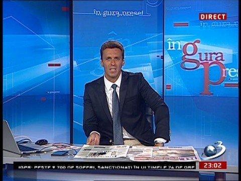 Mircea Badea: Domnul Ponta are dificultăţi cu coabitarea în afara corpului domniei sale, dar şi în interiorul propriului corp