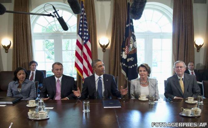 Obama este convins că va primi aprobarea Congresului pentru o acţiune militară în Siria. Preşedintele Camerei Reprezentanţilor şi-a anunţat susţinerea