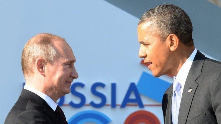 """Este INCREDIBIL ce i s-a întâmplat lui Obama în inima Rusiei. """"L-a costat SCUMP ce vrea să facă în Siria!"""""""