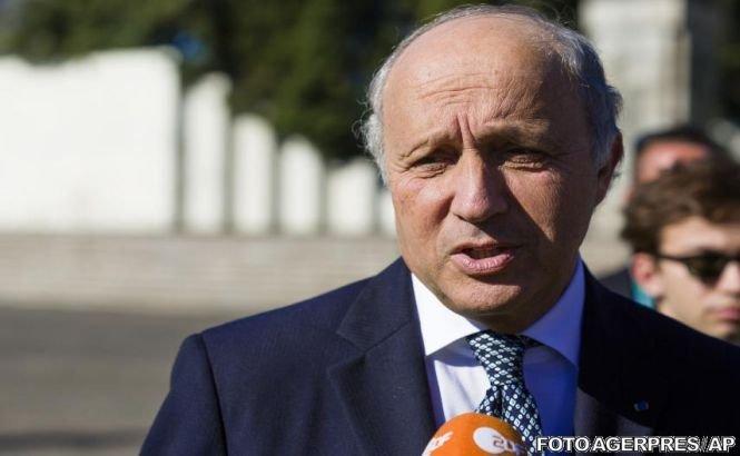 Ministrul francez de Externe: Există riscul ca cei care aşteaptă raportul ONU să fie dezamăgiţi