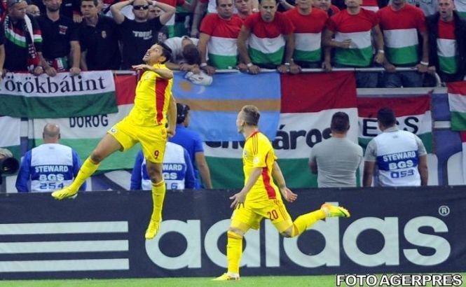 România învinge Ungaria cu 3-0 şi revine pe locul 2 în grupa D a preliminariilor CM 2014
