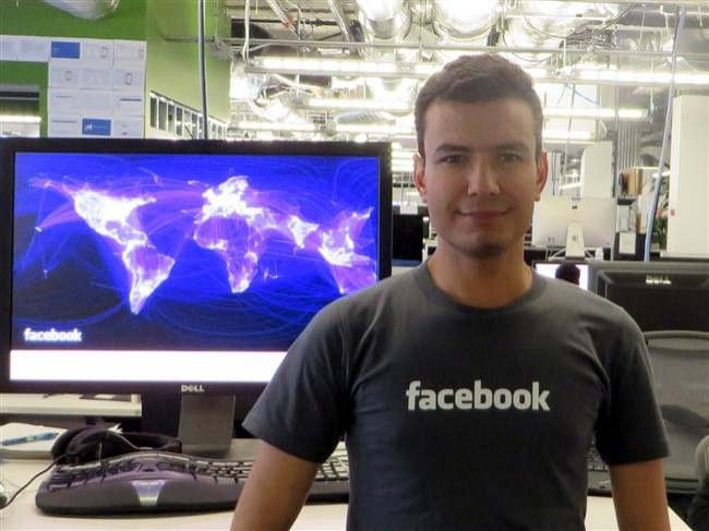 """Cine este ROMÂNUL care lucrează pentru Zuckerberg. """" E o satisfacţie uriaşă"""""""
