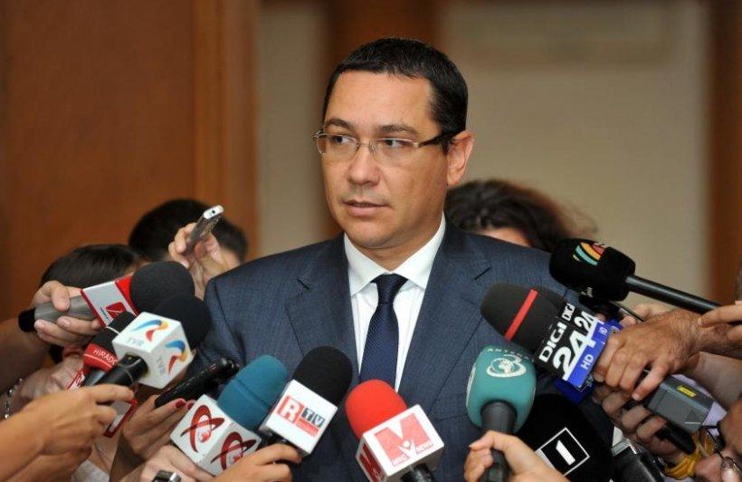 Ponta: Consecinţa stopării proiectului Roşia Montană - ştergerea judeţului Alba de pe harta economică
