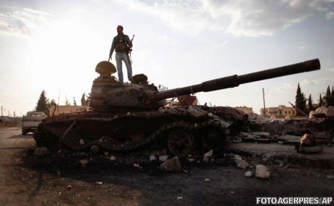 Raport ONU: În Siria s-au comis crime împotriva umanităţii şi crime de război