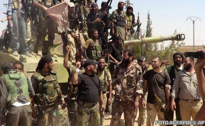 Armata Siriană Liberă respinge propunerea rusă cu privire la arsenalul chimic