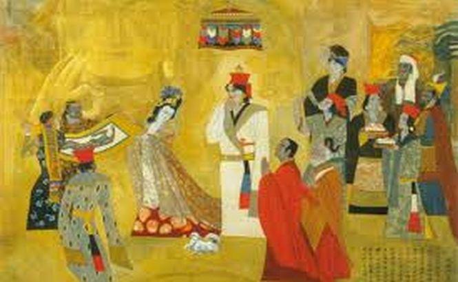 Mormântul uneia dintre cele mai influente femei din istoria Chinei, descoperit de arheologi