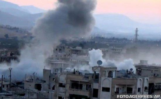"""Distrugerea armelor chimice siriene este un proces realizabil, dar """"foarte scump, de durată şi extrem de complicat"""""""