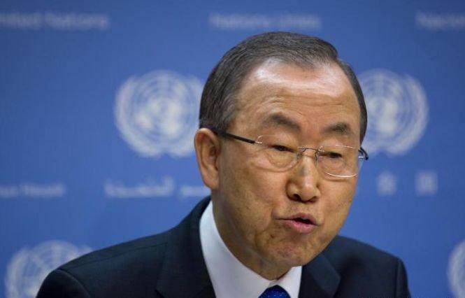 Secretarul general al Naţiunilor Unite: Raportul ONU va confima folosirea armelor chimice în Siria