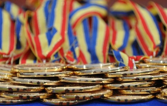 Trei medalii de aur şi două de argint pentru România, la Jocurile Francofoniei