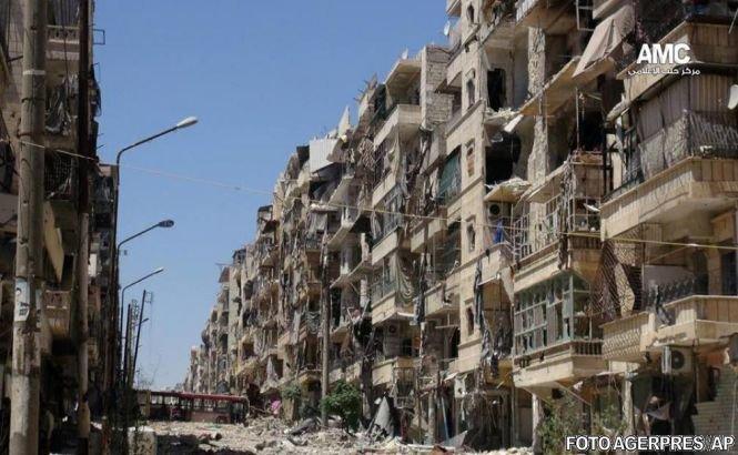 Regimul sirian susţine că rebelii deţin rachete şi gaz sarin