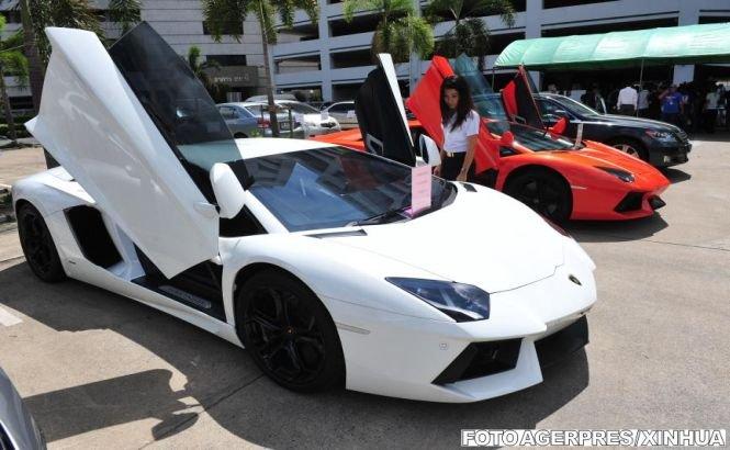 Cel mai scump Lamborghini din lume, expus la vânzare în Dubai