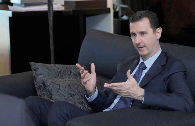 """Interviu cu Bashar al-Assad: Siria nu este în război civil, ci este atacată de """"zeci de mii de jihadişti"""""""