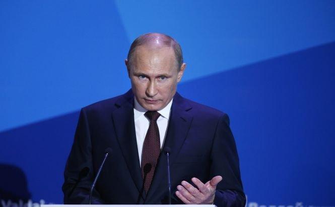 Putin: Arsenalul chimic al Siriei, alternativă la capacităţile nucleare israeliene