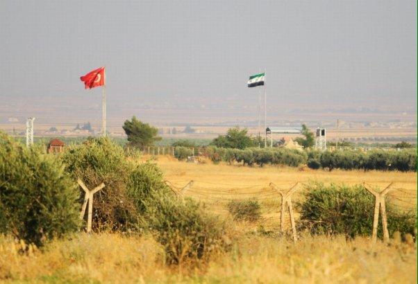 Turcia a închis un punct de trecere la graniţa cu Siria