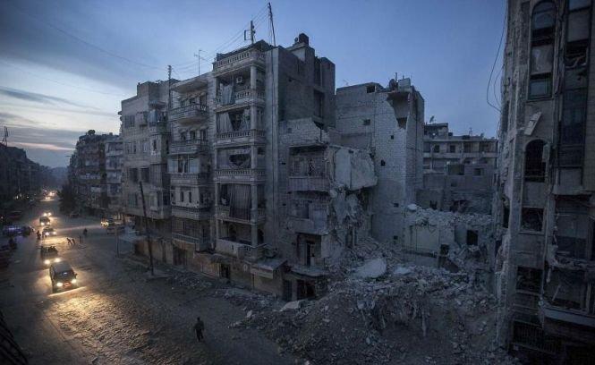 Un oraş din nordul Siriei, cucerit de un grup de combatanţi Al-Qaida