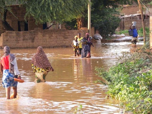 Bilanţul inundaţiilor din Niger: 32 de morţi şi peste 130.000 de sinistraţi